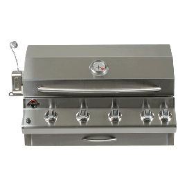 Lux Series 700 Built-In BBQ