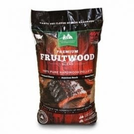 Green Mountain Grills Premium Fruitwood Blend Pellets 28 LBS Bag