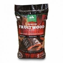 Green Mountain Grills Premium Fruitwood Blend Pellets 28 LBS Bag