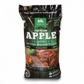 Green Mountain Grills Premium Apple Blend Pellets 28 LBS Bag