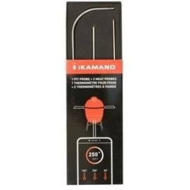 Ikamand Pit Probe Pack- 1 Pit-2 Meat Probes