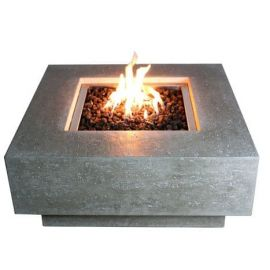 Elementi Manhatten Fire Table