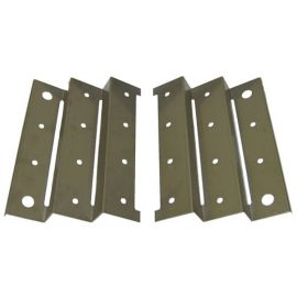 Stainless Steel Sear Plates (2 Req'd)