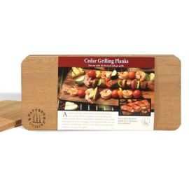 NATURES CUISINE - NC004-4S - Cedar Planks 4pack
