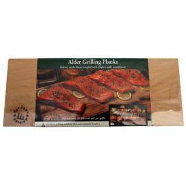Alder Planks 2Pk (14in x 5.5in x 5/16in)
