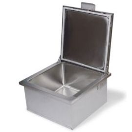 Built-In Ice Chest