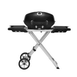 PRO 285X Portable Gas Barbecue on Scissor Cart