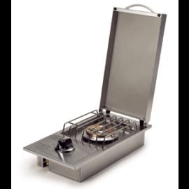 Side Burner Single Built-In Lux Series