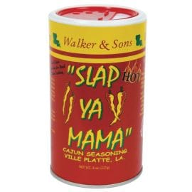 Lumber Jack Slap Ya Mama Hot Cajun Seasoning (227g)