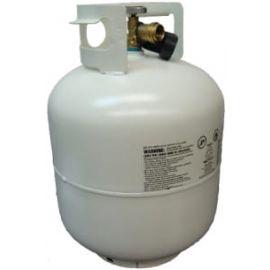 20lb propane tank recertified