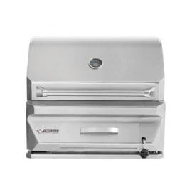 30in Twin Eagles Charcoal Grill