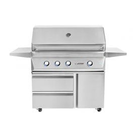 "Twin Eagles 42"" Barbecue and Cart"