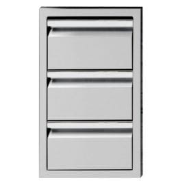Twin Eagles - TESD133-B - 13IN 3-DRAWER