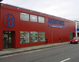 johnstones north vancouver store